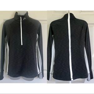 Under Armour Fitted High Neck cold gear active top